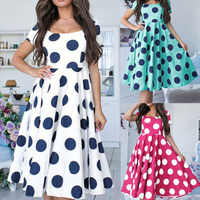 2019 de la moda de las mujeres V-cuello impreso trasero camisola vestidos vestido Floral vestido de verano Faldas Mujer