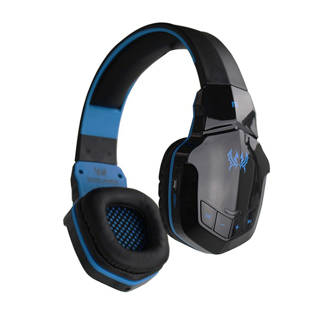 EACH B3505 Wireless Bluetooth Stereo Gaming Headphones Game Headset PC Gamer HiFi cuffie casque With Volume Control Microphone
