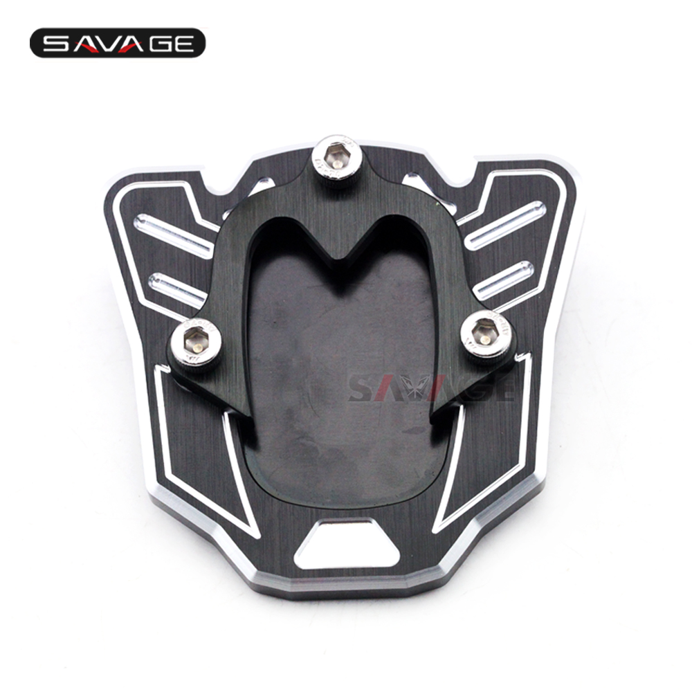 Side Kickstand Stand Extension Plate Pad For HONDA CB 650F/500F/500X CBR 500R/650F CB500F CB500X CBR500R CBR650F 2013-2020 2019