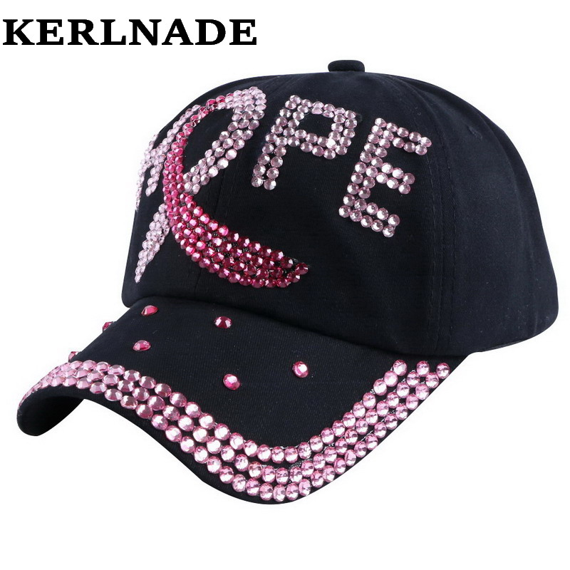 trendy baseball hat caps uk fashion font custom design brand women