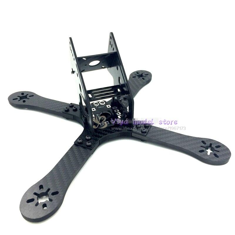 DIY mini drone reine kohlefaser quadcopter rahmen GE 200 4 achsen ...