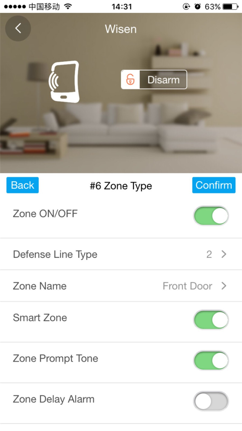 WIFI GSM Doorbell Alarm System  10