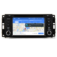 Android 8.0 Car Multimedia For Dodge RAM3500 RAM 3500 2010 2011 6.2 Inch Radio Stereo DVD GPS Navigation Player MirrorLink