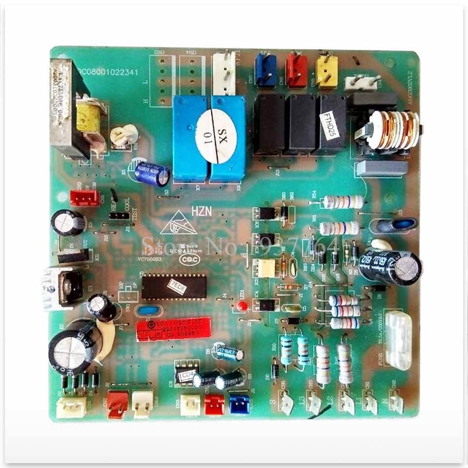 95% new for Haier Air conditioning computer board circuit board 0010452326E 0010450375 0010451443 good working