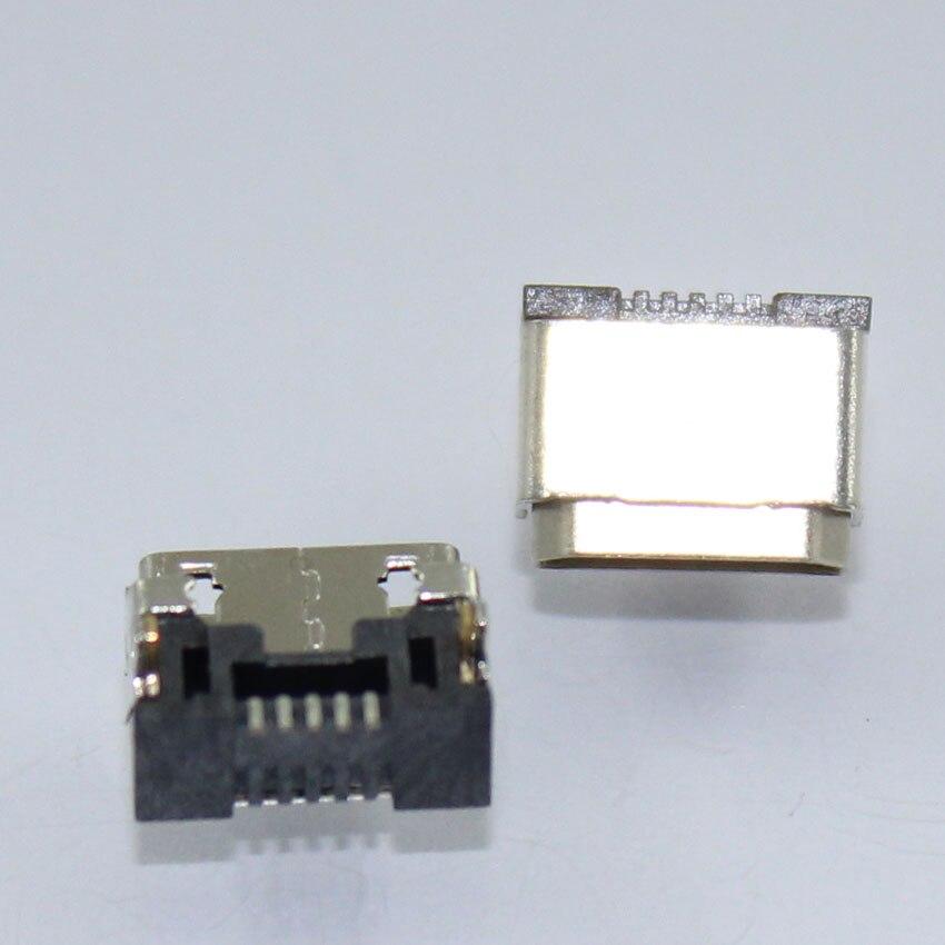 1pcs New 100% Micro USB Connector, USB Jack charging port socket For Amazon Kindle Fire 7