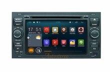7 дюймов Оперативная память 2 г 4 ядра android 7.1 автомобиль GPS навигации dvd-плеер Мультимедиа головного устройства для Ford Focus C- макс