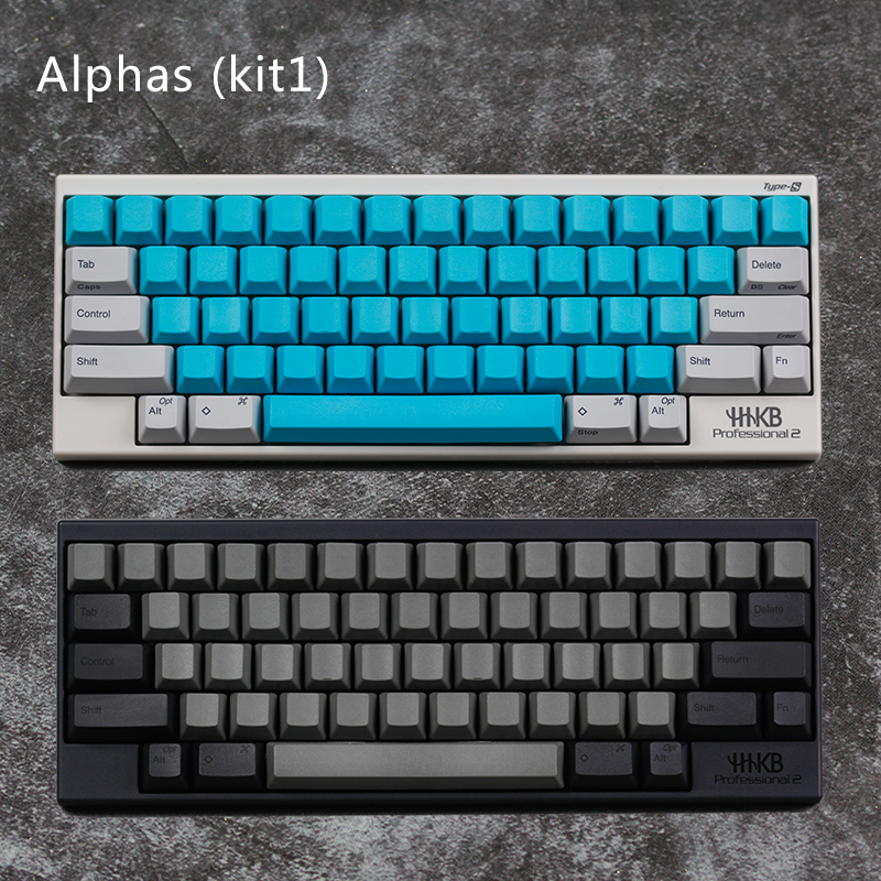 Topre Realforce Hhkb Capacitor Keyboard Keycaps Multicolour Cap