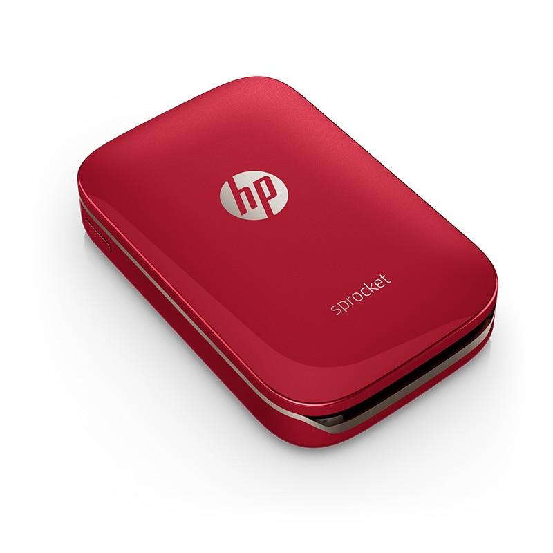 Sprocket 100 photo printer mobile phone bluetooth portable printer mini home sprocket for hp ZINK Photo