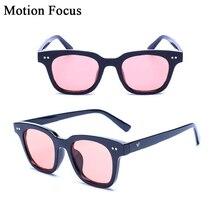 Six Color 2017 New G-DRAGON Sunglasses Brand Designer Men Women Sun Glasses colorful Korea Sunglass UV400 Eyewear MFLS27