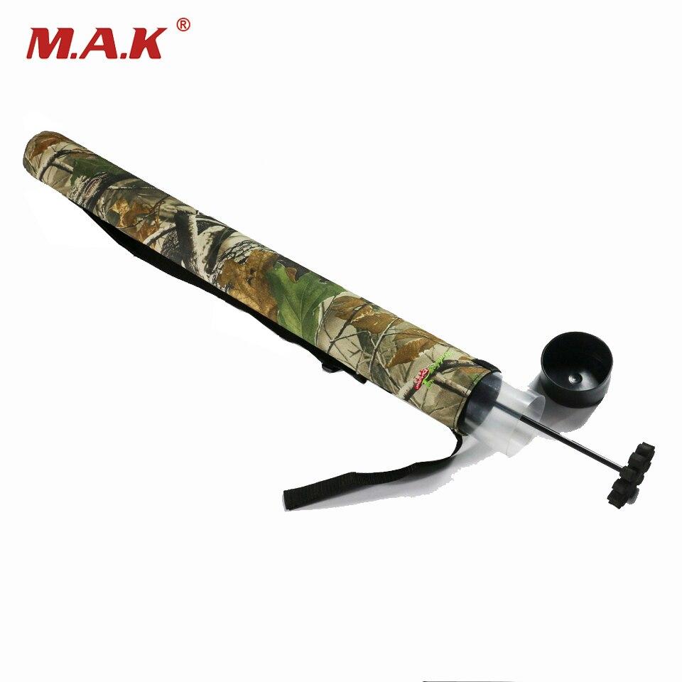 Высокое качество ПВХ колчан 86 см стрелка из лука стрелка держатель трубки Охота сумка Колчан с камуфляжным Цвет для 12 шт. стрелки