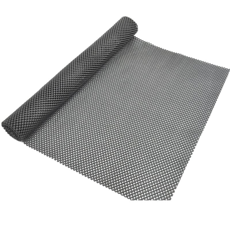 ¡Novedad! alfombrilla antideslizante para salpicadero de coche de 150cm x 50 cm, alfombrilla antideslizante para el maletero, alfombrilla antideslizante de tela de malla, alfombrilla antideslizante personalizada de espuma de PVC