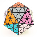 Nueva MF8 Eitan estrella Icosaix Radiolarian Puzzle cubo mágico cubo negro y primaria edición limitada muy desafiando bienvenida para comprar