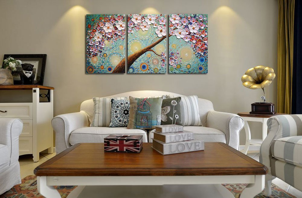 Abstract Art Paintings Oil Hand Painting 3D Hand-Painted On Canvas Abstract Artwork  1