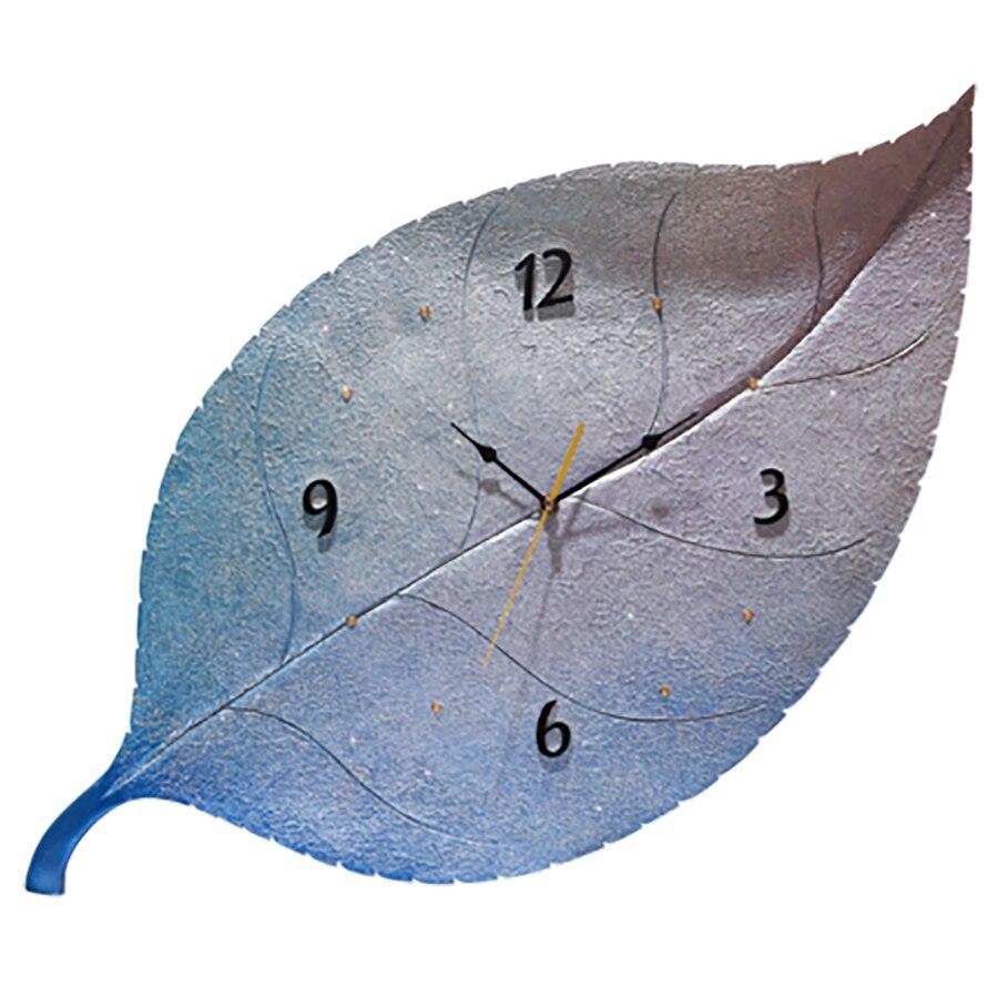 الحديثة تصميم ساعة حائط غرفة المعيشة الديكور ساعة حائط شخصية الإبداعية الأزياء ساعة الأوروبية ساعة الصامتة ديكور WZH191-في ساعات الحائط من المنزل والحديقة على  مجموعة 1
