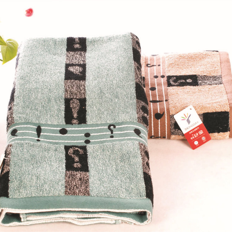 JZGH 64 140cm Music Brand Cotton Bath Towels for Adults Shower Pattern Beach Bathroom. Popular Music Beach Towel Buy Cheap Music Beach Towel lots from