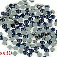 Montana 40 Gross Rhinestones SS30 Iron Flatback And Hot fix Transfer Designs For Clothing Fashion DIY