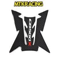 MTKRACING Free shipping K CTPP 34 Carbon 3D ADESIVI Sticker Decal Emblem Protection Tank Pad Cas Cap Fit HONDA CB500X