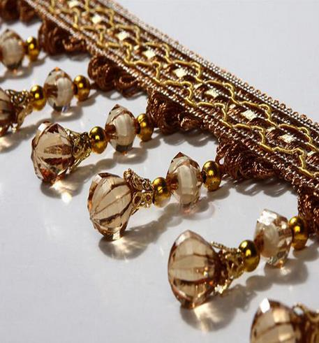Online Buy Wholesale crystal bead curtain trim from China crystal ...