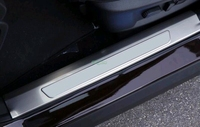Stainless Inner Door Sill Scuff Plate Threshold Scuff Plate Cover 4pcs New For Renault Koleos