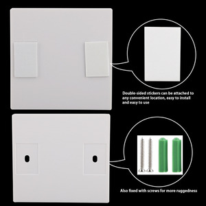 Image 4 - 2019 New 110V 220V Receiver Smart Switch  Wireless Switch Light RF Remote Control AC Wall Panel 86 Type 433Mhz