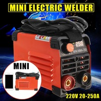 Forgelo MMA Handheld Mini Electric Welder 220V 20 250A Inverter ARC Welding Machine Tool