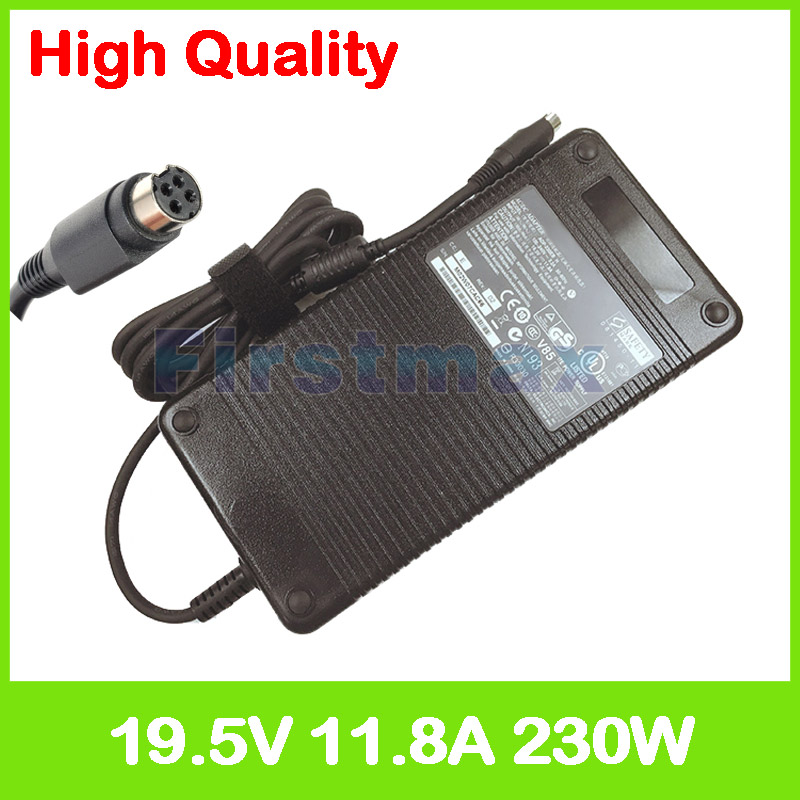 19.5V 11.8A laptop charger ac power adapter for Clevo P172SM P175EM P177SM P178SM P750DM P750ZM P751DM2-G P770DM P770ZM D900K цена