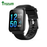 Q9 Sport Smart Watches Android Watch Women Men Waterproof Smart watch With Heart Rate Blood Pressure Smartwatch For IOS phone