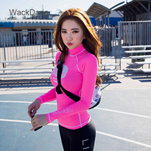 Rashguard with Women New