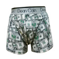 Men underwear Boxers New Sexy Men Print boxers Spandex Cotton underwear men cuecas Boxers Fashion US dollars Men's shorts boxer