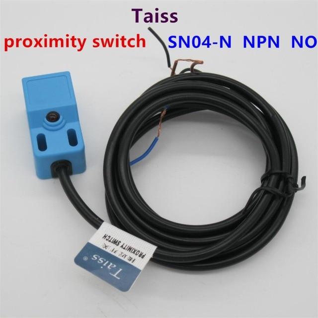 Three Wire Prox - Switch Diagram •