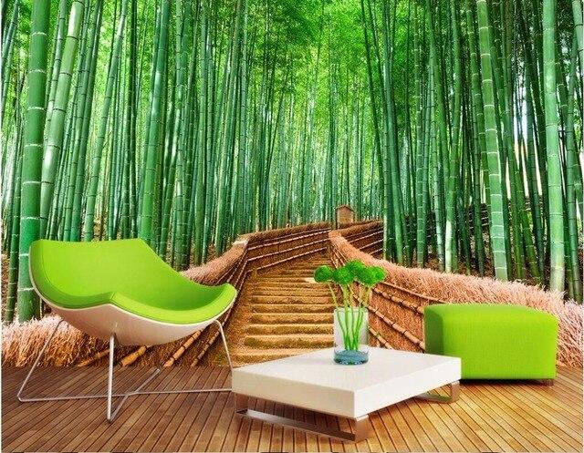 Comprar 3d murales de papel tapiz para for Murales en 3d para salas
