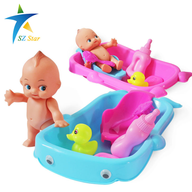 Water Bathtub Toys Baby Bath Toys for Children Kids Cognitive ...