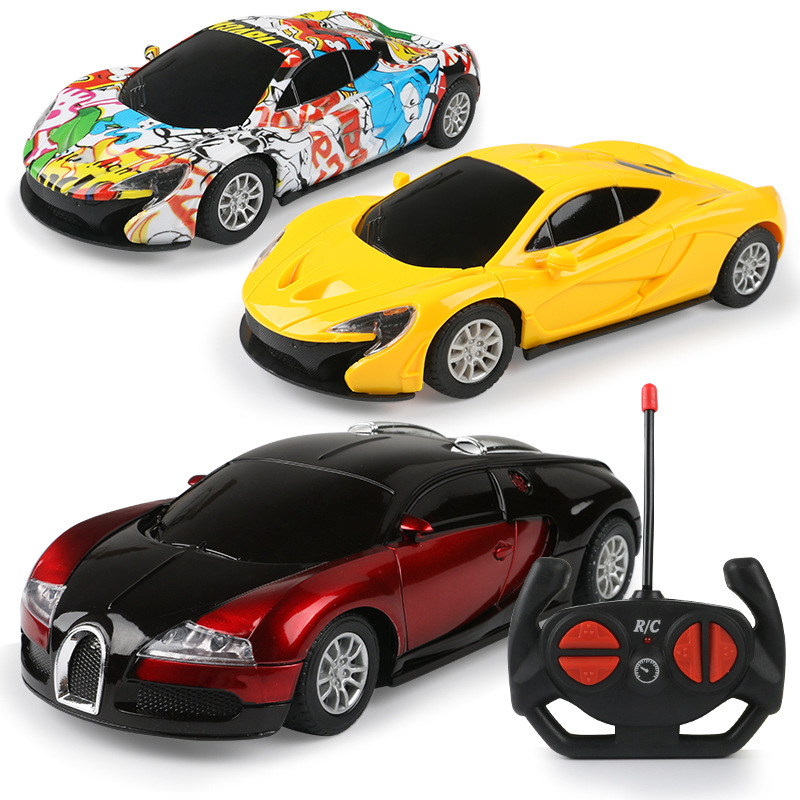 Newly 1:22 Electric RC Simulation Toy Cars 5 Channels Remote Control Cars With Lights Kids Car Toy For Children Birthday GiftsNewly 1:22 Electric RC Simulation Toy Cars 5 Channels Remote Control Cars With Lights Kids Car Toy For Children Birthday Gifts