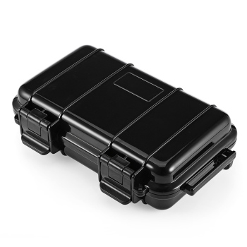 Waterproof Airtight Survival Case Camping Safe Frist Aid Tools Container Carry box shockproof Box EDC Safety Survival Frist Aid 1