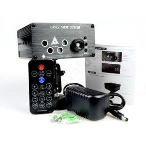 Image 5 - Лазерный прожектор для дискотеки, музыкальный светодиодный прожектор, переносная сценическая лампа для диджея, семейная вечеринка, Цветной RGB, автоматические звуковые активные лампы, 120 шаблонов