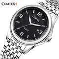 Comtex Luxury Brand Men's Watches Date Wrist Watch Analog Display Quartz Movement Casual Watch Men Watches relogio masculino