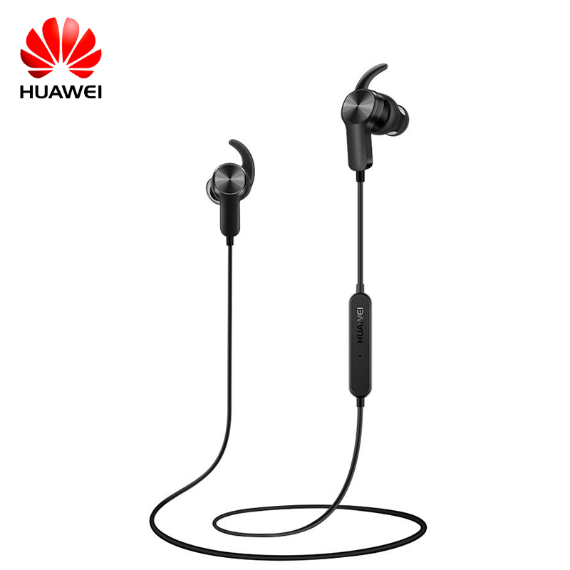 Huawei Noise Reduction Bluetooth Headsets In Ear Wireless Sport Cordless Music Earphone with Ear Hook for Phone Gaming AM60 lightweight sport headphones with mic hifi in ear earphones ear hook comfortable headsets noise cancelling earbuds for phone mp3