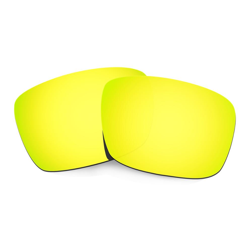 HKUCO Replacement Lenses For Oakley Racing Jacket (Asian Fit) Vented - 1 pair mh6bR