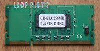 1pcs CB423A 256M Memory RAM 144PIN for HP Laserjet P2015 P2055 P3005 CP1510 CP2025 CM2320 5225
