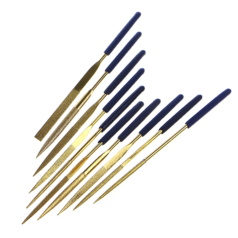 Dateien 6 Pcs 140mm Mini Metall Einreichung Raspel Nadel Datei Holz Werkzeuge Hand Holzbearbeitung Dateien Werkzeug Neue Drop Schiff Werkzeuge