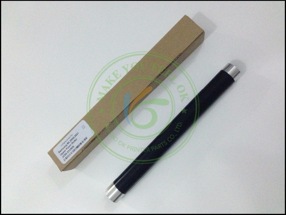 ФОТО NEW for Samsung ML2850 2851 2855 SCX4824 4828FN Phaser3250 Upper Roller &Pressure Roller 2PC JC66-01256B JC66-01663A JC66-01664A