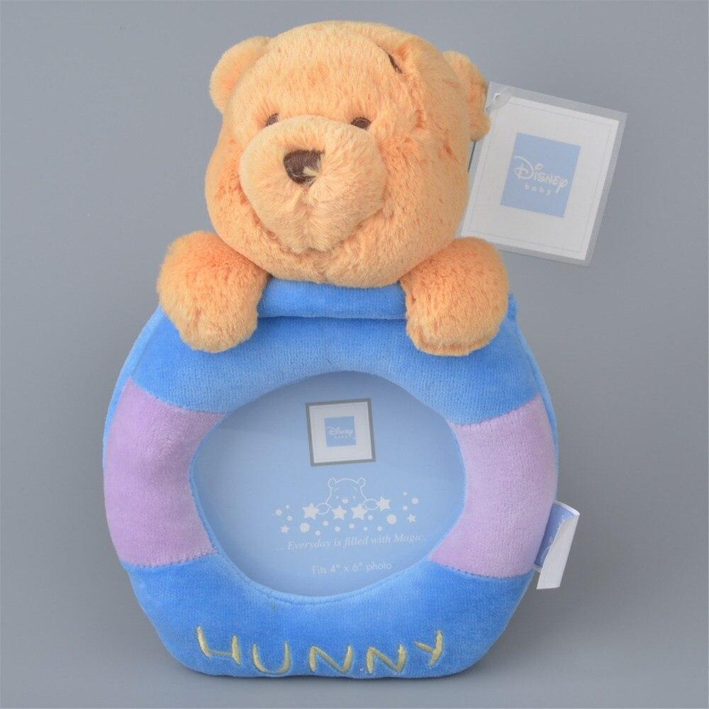 20cm Winnie Bear Plush Photo Album, Keep As A Souvenir Kids Baby Gift Free Shipping