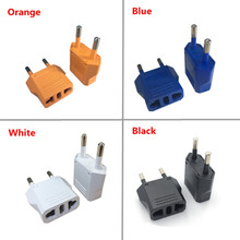 USไปยังEUปลั๊กAC Adapter Converterอเมริกันญี่ปุ่นUSA EuroยุโรปประเภทC Travel Adapter Socket Outlet