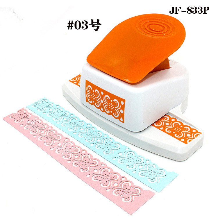 free shipping of new design of embossing border craft ...