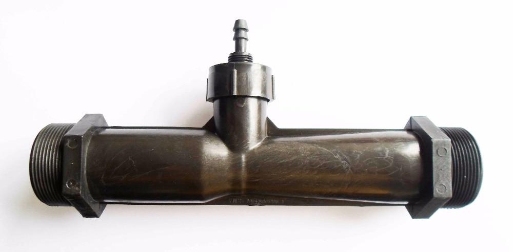 Pinuslongaeva оптовая продажа Вентури газ и вода смеситель озон инжектор воды Озон эжектор для очистки воды Озон Генератор частей
