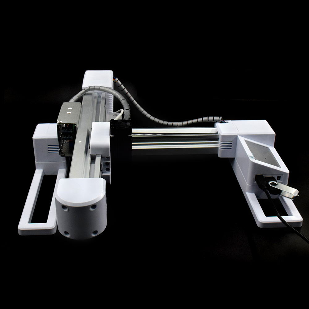 7000MW Wood Router OffLine Control Milling Machine CNC Engraving Machine 7W 3W Laser Engraving Machine Carving Wood Tools 2