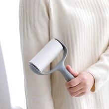 1 adet Lint Yapışmasını Rulo Yıkanabilir Toz Silecek Rulo Kazak Elbise Temizlik Pet Saç Çıkarıcı Toz Temizleyici Silecek Araçları