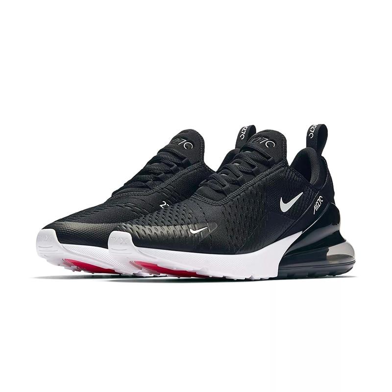 D'origine Nike Air Max 270 Hommes chaussures de course Sneakers de Sport En Plein Air 2018 nouveauté Authentique Respirant Designer - 2