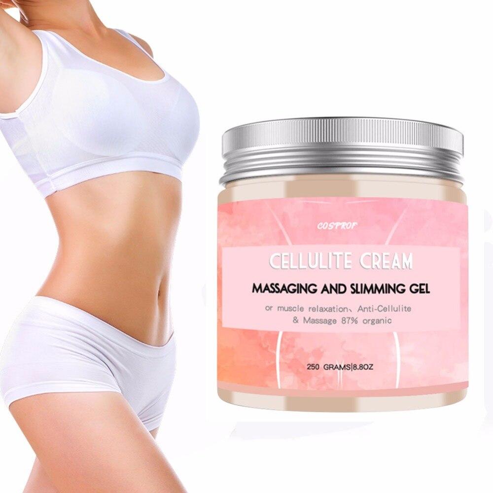 COSPROF Corpo Snellente Crema Perdita di Peso Creme Crema Anti Cellulite Fat Burner per Gli Uomini/Donne