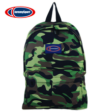 Little Boys 15″ Backpack Kids Childrens Bag Woodland Camo Backpack Mochila